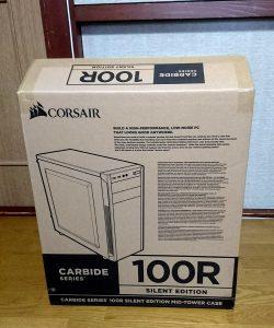 PCケース Corsair Carbite 100R Silent