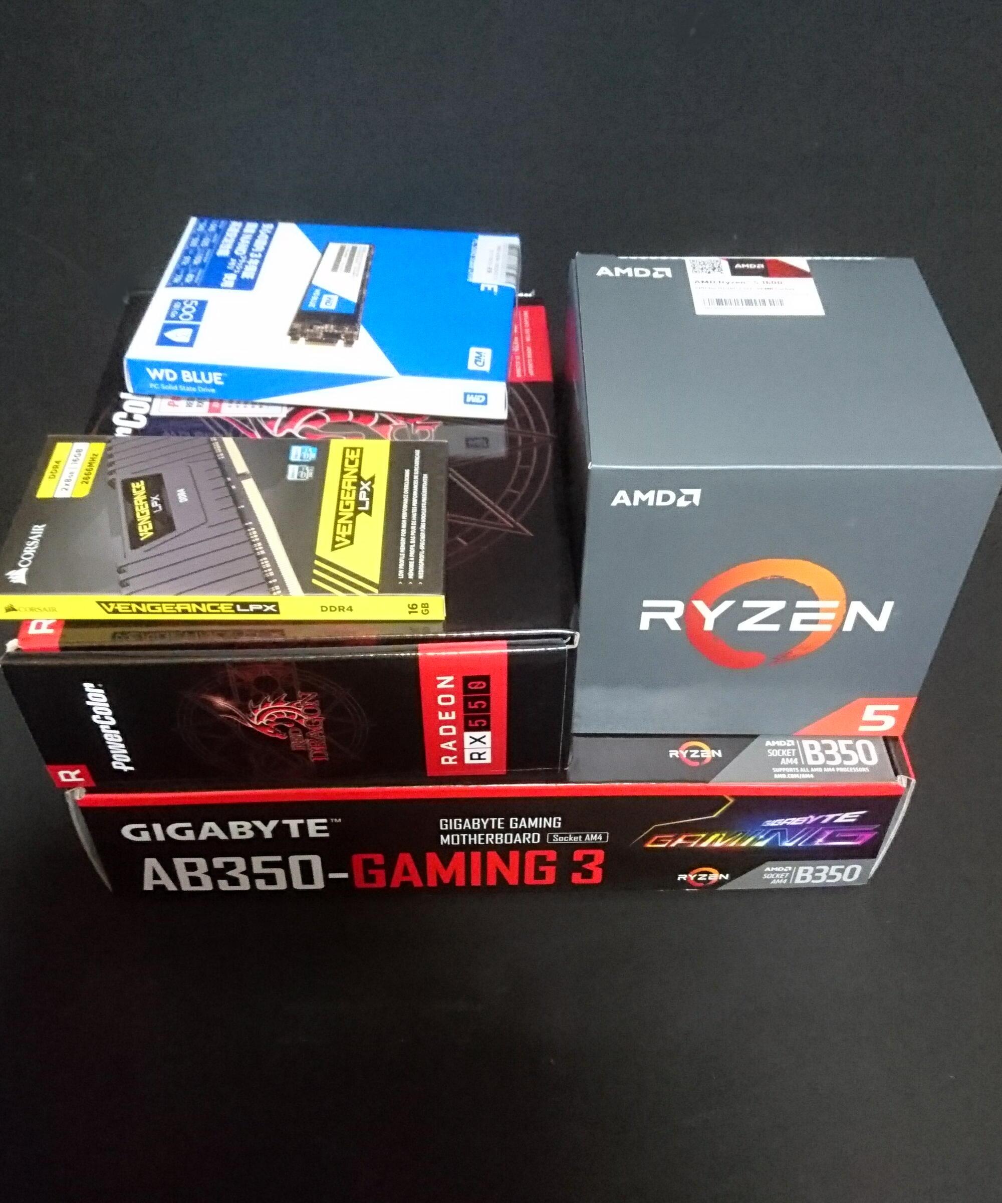 Ryzen 5でパソコンを作ろう  パーツ選び 3